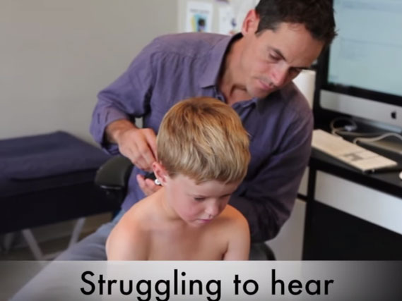hearing problems