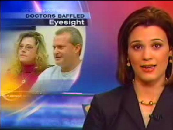 eyesight restored after chiro treatment