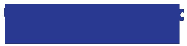 Gordon Chiropractic Logo Blue Retina
